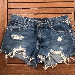 Marc Jacobs denim shorts, Jean shorts